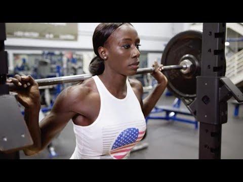 U.S. AirForce: Capt Alisha Simmons' Daily Workout