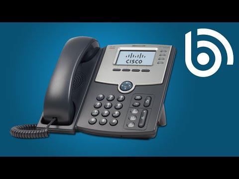 Cisco SPA 500 & 7900 Series IP Phone Introduction