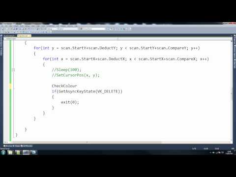 C++ How to create a Trigger-Bot Tutorial 4/7[ANY GAME]