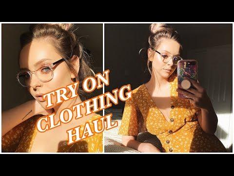 HUGE SUMMER CLOTHING & SHOE HAUL