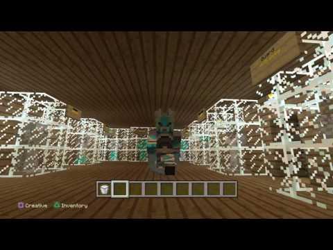 Minecraft PS4 My Kit Pvp Server