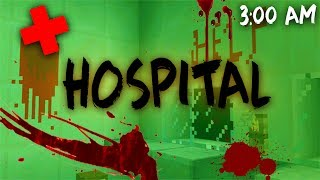 DO NOT ENTER THIS HOSPITAL AT 3:00 AM!