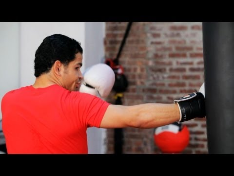 How to Do a Spinning Back Fist | Kickboxing Lessons