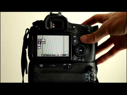 Canon EOS 60D Tutorial 5 - Shooting Menu 4