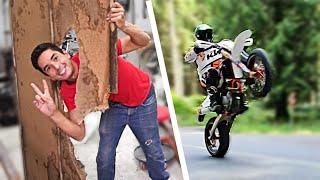 Il l'a fait !! #ETABLI - Vos Wheeling #19