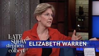 Senator Elizabeth Warren Explains Who Benefits From The Tax Bill