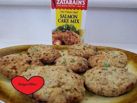 SALMON CAKES AIR FRYER ZATARAIN'S REVIEW