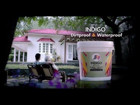Indigo Dirtproof & Waterproof Exterior Laminate Telugu