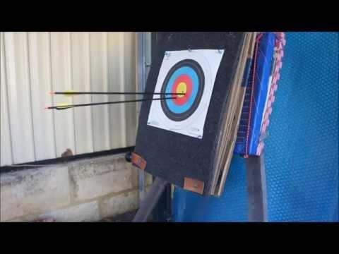$10 Archery target