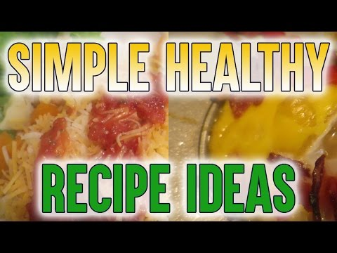 SIMPLE & HEALTHY RECIPES USING AFFORDABLE INGREDIENTS FROM ALDI