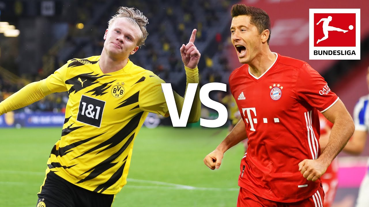 Erling Haaland vs. Robert Lewandowski | Star Striker Battle | Tactical Analysis