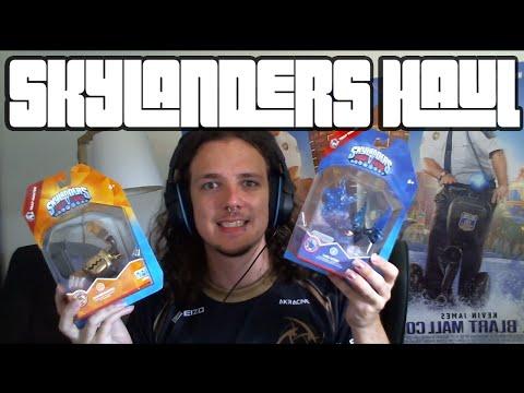 Skylanders Trap Team Haul!