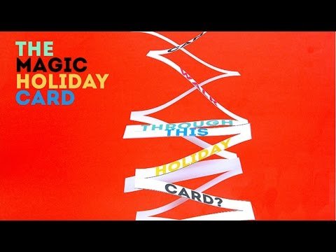 Magic Holiday Card | PBS Parents | Crafts for Kids