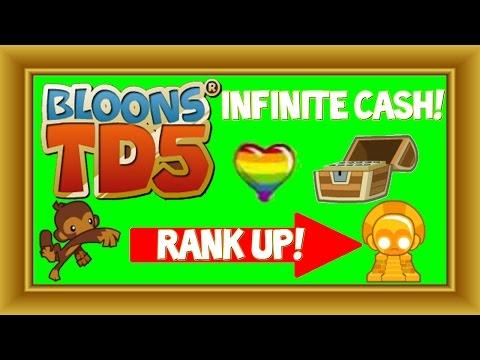BTD5 Steam/Mobile - Fastest Rank Up! + Infinite Cash (No Hack/Cheat)