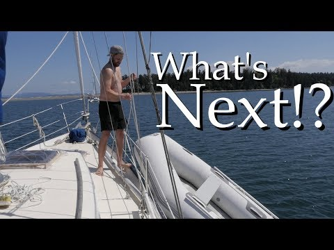 Our Sailing Plans for the Future! - Walde Sailing ep.42 (Vancouver Island)