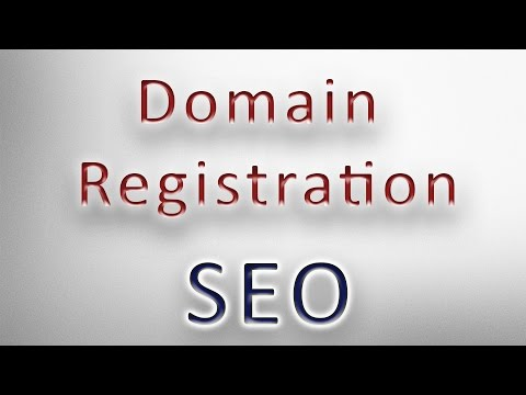 Is Domain Name Registration a Google Ranking Factor