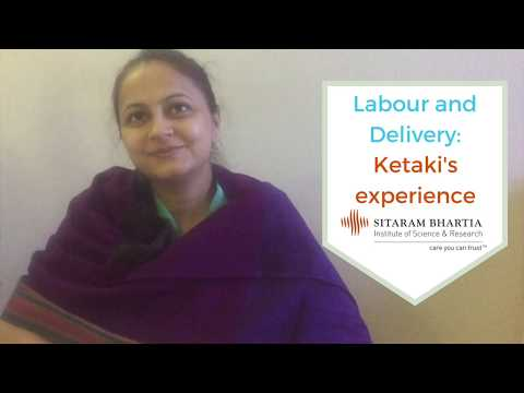 Labour and Delivery: Ketaki's Delivery with Gestational Diabetes