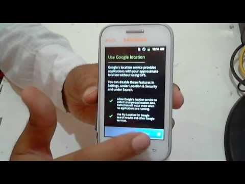 How To Hard Reset Samsung Galaxy Ace Duos GT- S6802