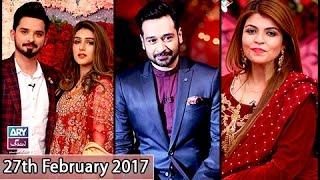 Salam Zindagi - Guest: Noman Habib & Asma - 27th February 2017