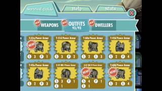Fallout Shelter-  getting free lunchboxes, Mr.Handy boxes, unlimited Caps and much more!