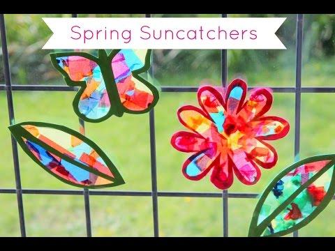 Spring Suncatchers