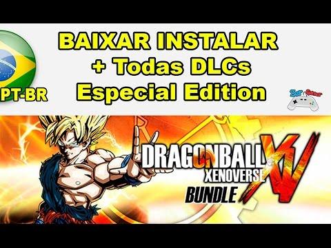 Download e Instalação Dragon Ball Xenoverse Bundle Edition (PC) + Todas DLCs
