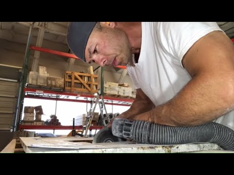 How to Cut and Polish Granite on a Budget