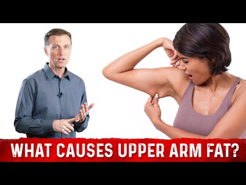 What Causes Upper Arm Fat?