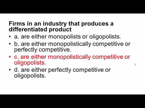 Managerial Economics - Questions & Answers - Chapter 3