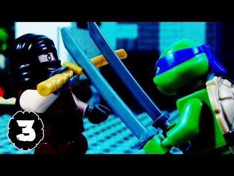 Lego TMNT Teenage Mutant Ninja Turtles Episode 3