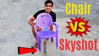 Mini Chair VS SkyShot