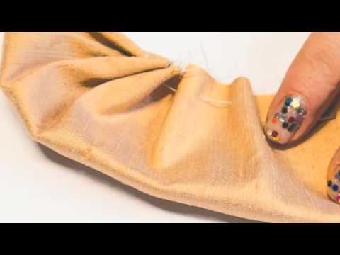 Make Your Own Silk flower & Tweed Brooch - Craft Kit