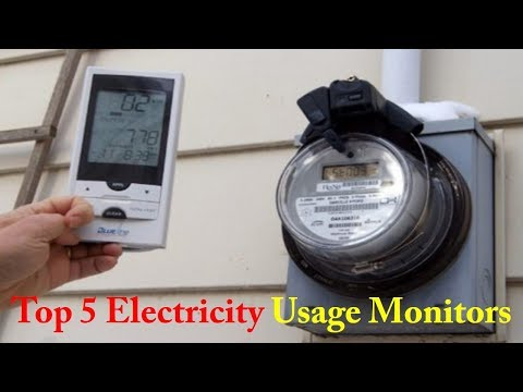 Top 5 Electricity Usage Monitors 2018 || Best Electricity Usage Monitors Review ||