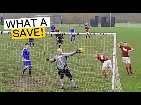 Best Non League Goalkeeper Saves Ever