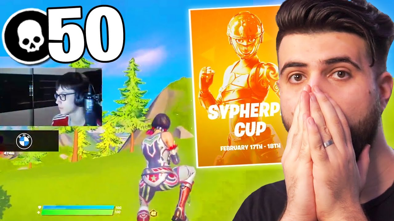 Reacting To The BEST Plays From the SypherPK Cup!