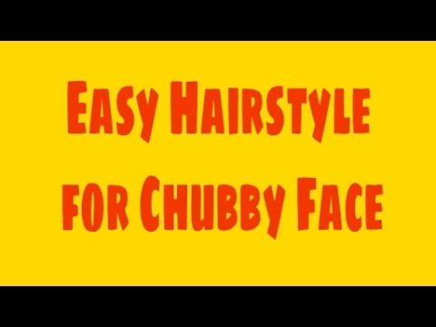 Quick and Easy Hairstyles for Greasy/ Oily Hair || For Chubby Face