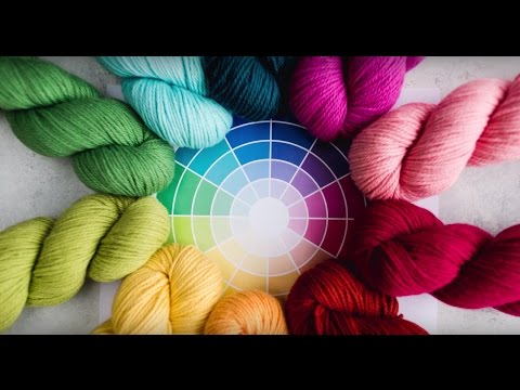 How to Choose Colors For Your Yarn