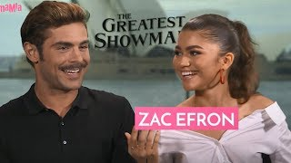 Zendaya Zac Efron Cant Hide Their Affection