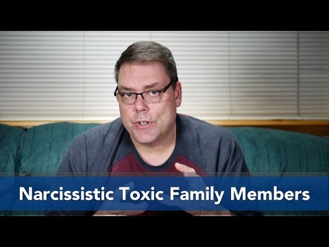 Narcissistic Toxic Family Members