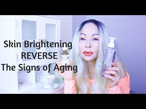 Skin Brightening- REVERSE the Signs of Aging