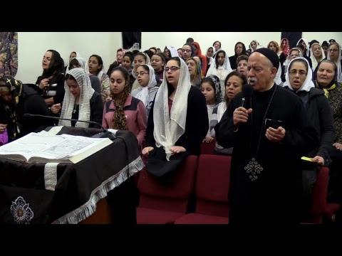Thursday Eve of The Holy Pascha 04/04/2018 Fr. Bishoy Malak (أربعاء أيوب ولماذا يتألم الأبرار)