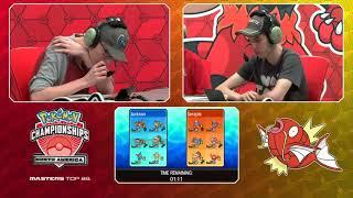 2018 Pokémon North America International Championships: VG Masters Top 8, Match B