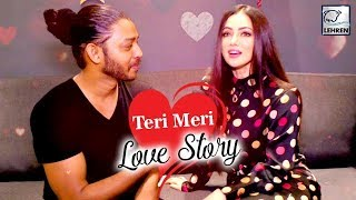 Melvin Louis And Sana Khan's Untold LOVE STORY | Exclusive Interview