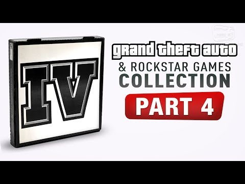 GTA & Rockstar Games Collection - Part 4