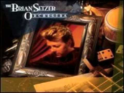 September Skies —Brian Setzer Orchestra
