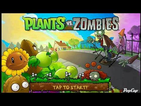 How to unlock hidden mini games in plants vs zombie