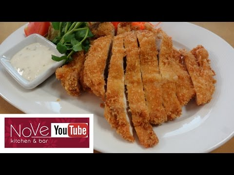 Chicken Katsu - How To Make Sushi Series