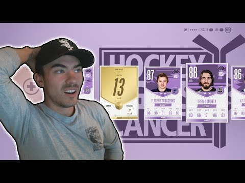 CANT BELIEVE IT! (INSANE PACK OPENING) | NHL 18 HUT Pack Opening