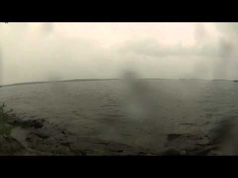 Storm on Eel Bay