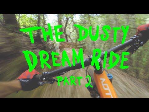 THE DUSTY DREAM RIDE part 2 | Mountain Biking Georgetown